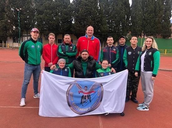Югорские параатлеты установили 5 рекордов и привезли домой 29 медалей