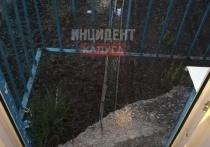 В жилом доме Бебелево рухнула часть балкона