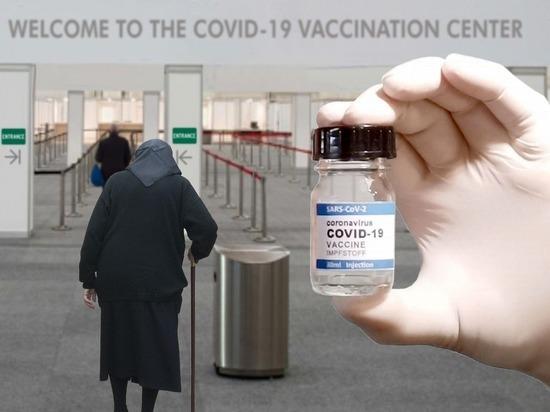 Германия: Глава ХСС Зёдер за вакцинацию в супермаркетах и аптеках