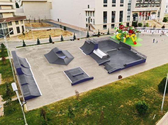 В Дагестане будут развивать скейт-бординг