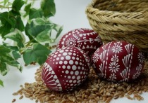 Топ-5 способов покраски яиц в Чистый четверг