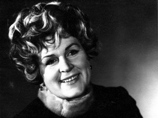 Не стало старейшей актрисы РАМТа Нинель Терновской