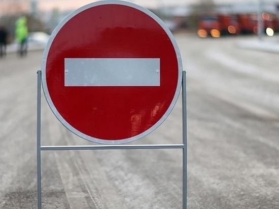 До 31 мая закрыто движение по участку дороги Плотично - Кунья в связи с капремонтом