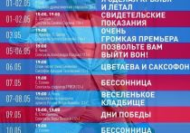 16 спектаклей покажут в Псковском театре драмы на майские праздники