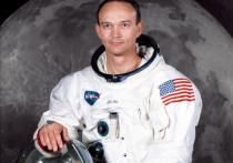 Скончался летавший к Луне американский астронавт Майк Коллинз