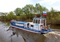 Навигация в Серпухове начнётся 1 мая