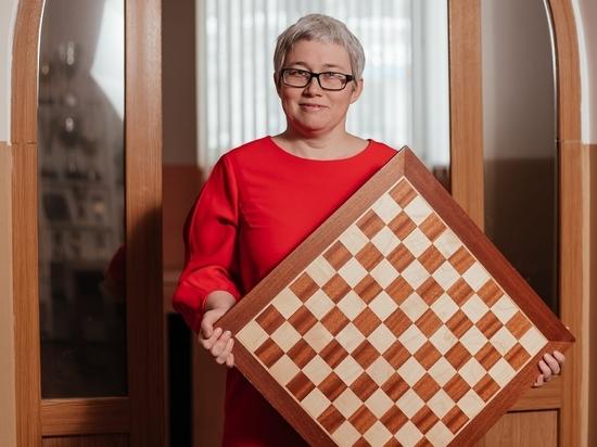 Российская шашистка выиграла у полячки после скандала с флагом России