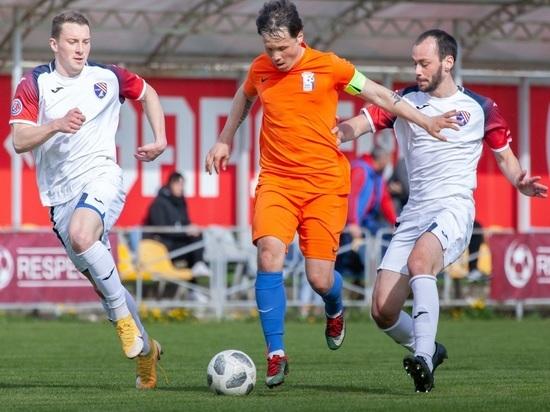 Футбол в Крыму: Керченский «Океан» снова побеждает с крупным счетом