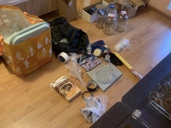 В Подмосковье задержали студента, снабжавшего наркотиками целый округ
