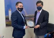 Руководитель комитета «Дети Азии» встретился с послом Таиланда