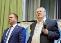 Депутат Заксобрания Свердловской области покинул ЛДПР