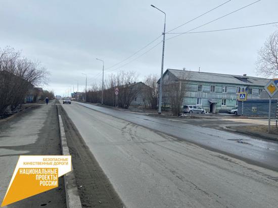 Улицу Маяковского в Салехарде отремонтируют по просьбам жителей