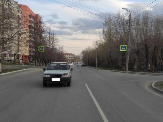 В Челябинске в ДТП пострадал 10-летний пешеход