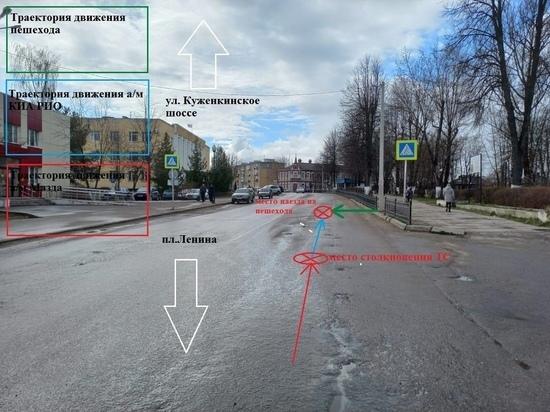 В Тверской области водитель, спровоцировавший ДТП, не имел прав