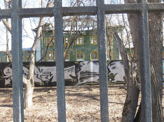 В Перми в любой момент может рухнуть сооружение дореформенной эпохи