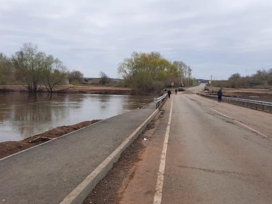 В Бузулуке низководный мост планируют открыть до Радоницы