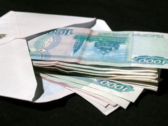 Около 30-40% граждан получают заработок «в конверте»