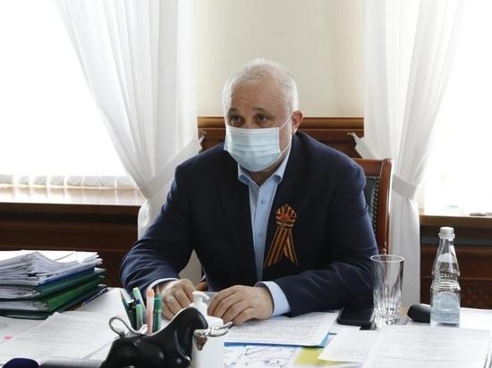 Губернатор Кузбасса Цивилёв напишет исторический диктант