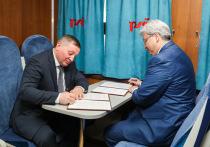Волгоградская область заключила соглашение о сотрудничестве с РЖД
