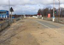 Поворотный мост около Повенца открыли для движения