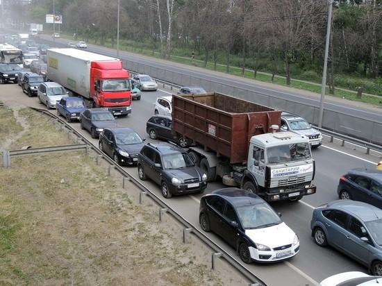 В России наступил дефицит грузовиков