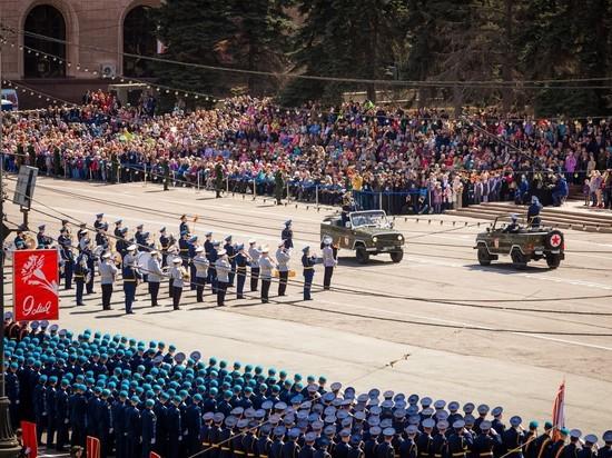 В Копейске отменили парад Победы на 9 мая
