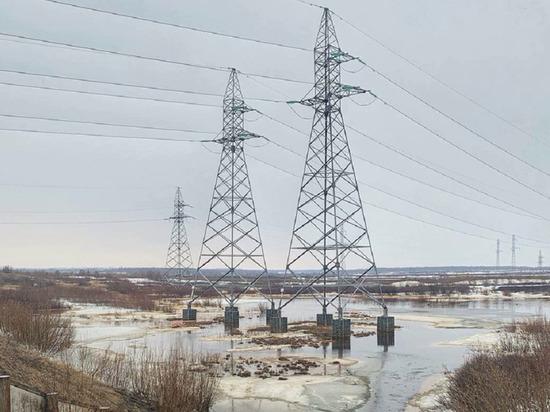 Энергетики готовятся к работе во время паводков и пожаров на Ямале
