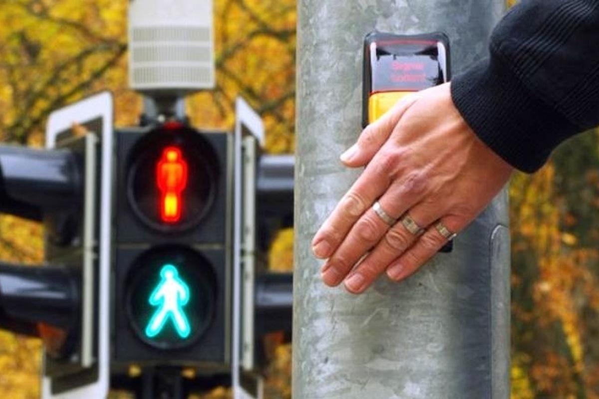 Еще один «светофор по вызову» появился в Костроме на проспекте Мира