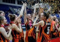 УГМК одержал победу над курским «Динамо» в финальной серии Премьер-лиги, и в 13 раз подряд стал чемпионом страны. И это один из лучших показателей в истории игровых видов спорта страны. «МК-Спорт» рассказывает, как в женском баскетболе удалось создать такой доминирующий клуб, причем доминирует он не только в России, но и в Европе.