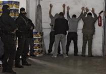 В Краснодаре и Анапе задержали сторонников украинского радикального сообщества