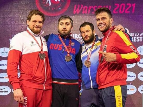 Дагестанские грэпплеры стали победителями чемпионата Европы