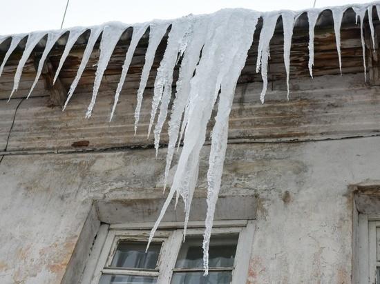 В Кирове за нечищенные крыши выписали штрафы на 17,8 млн руб.