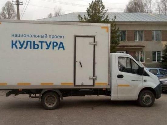 В Параньгинский район Марий Эл прибыл первый автоклуб