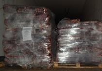 19 тонн свиной продукции не пропустили через границу в Пыталовском районе