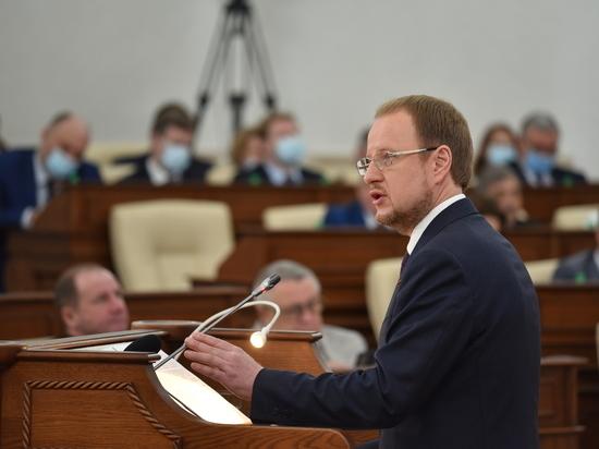 Главные цифры отчета Виктора Томенко об итогах работы правительства Алтайского края в год пандемии