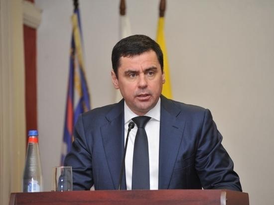 Губернатор Ярославской области рассказал, когда доделают Добрынинский мост