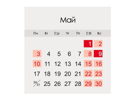В майские праздники центры соцзащиты в Марий Эл будут работать
