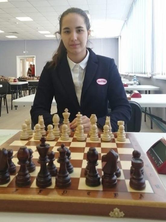 Обнинская шахматистка завоевала первенство России