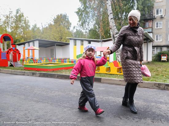 В 18 нижегородских детсадах будут работать дежурные группы