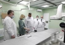 На Вологодчине расширят применение технологий щадящего лечения онкологических заболеваний