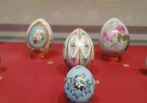 С 1 мая 2021 года в тульском филиале Государственного исторического музея откроется выставка, на которой будут представлены фарфоровые пасхальные яйца XIX-XX веков