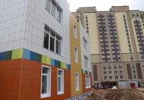 Первый этап строительства детсада в ивановском микрорайоне «Видный» подходит к концу