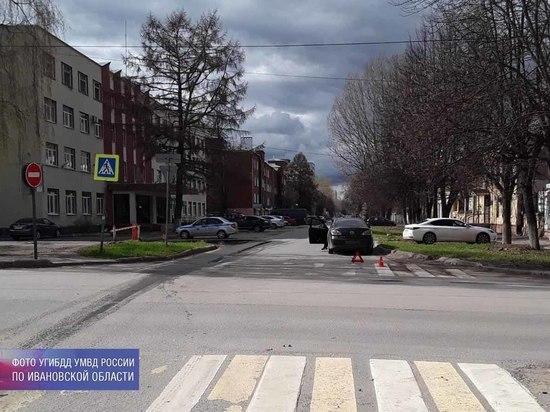 За минувшие сутки в Иванове произошли два ДТП с пострадавшими