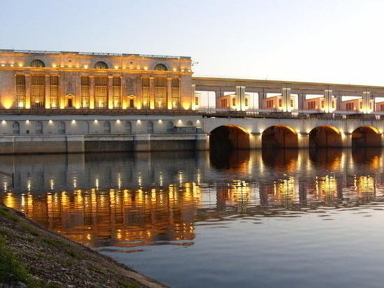 Росводресурсы внесли изменения в режим работы Рыбинской ГЭС