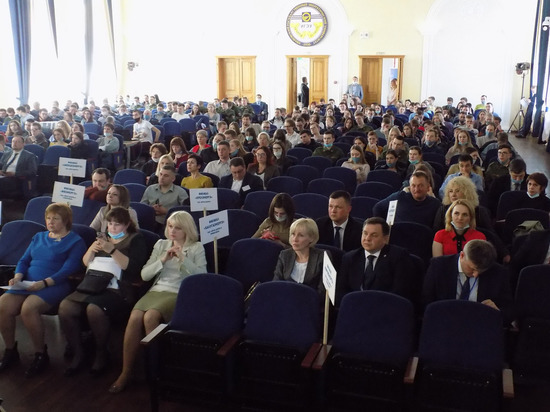Специалисты «Калугаэнерго» рассказали о перспективах работы в компании на распределении выпускников российских вузов