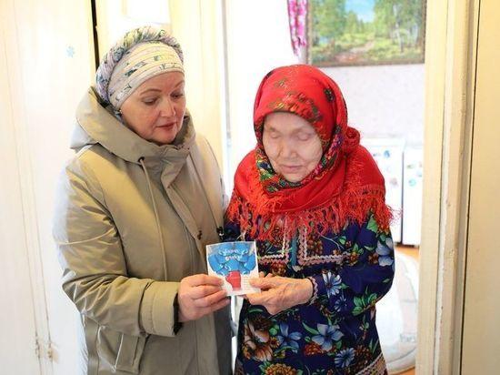 Пенсионеры села Мужи получают скидку на пиццу после вакцинации от COVID-19