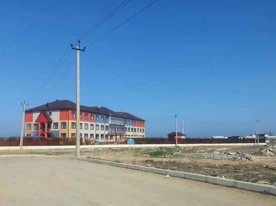 «Россети Северный Кавказ» дали энергию семи новым детсадам в Дагестане