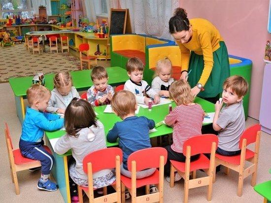 В детских садах Кирова будут работать дежурные группы с 4 по 7 мая