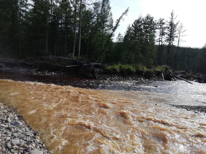 В этой точке встречаются две реки: живая и мертвая