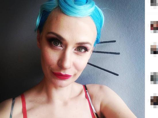 """СМИ: актрису из """"Глухаря"""" задержали за кражу"""